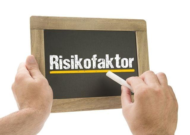 Unter Risikofaktoren versteht man Umstände, die dazu führen das Erkrankungen auftreten bzw. den Verlauf von vorhandene Erkrankungen beschleunigen.