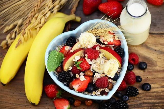 Antioxidantien schützen unseren Körper vor freien Radikalen.
