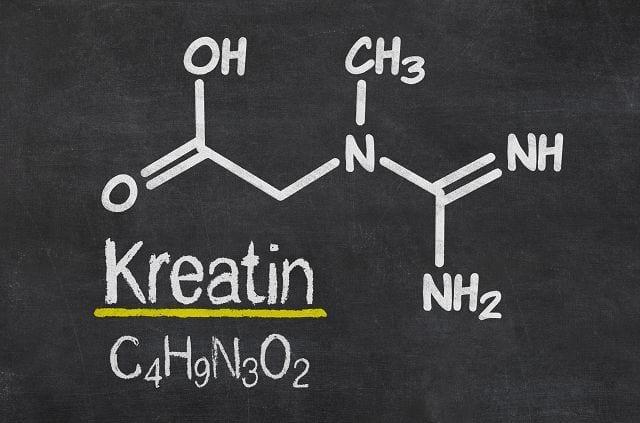 Erhöhte Kreatin-Werte sind ein Hinweis auf Fibromyalgie.