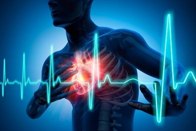Eine larverierte Depression kann das Ergebnis einer somatoformen Störung sein. Häufig klagen Betroffene über ein Brennen und Druckgefühl in der Herzgegend.