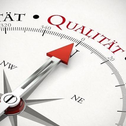 Hochwertige Verarbeitung und Materialien sind Pflicht bei der Herstellung der BACKLAxx-Matte.