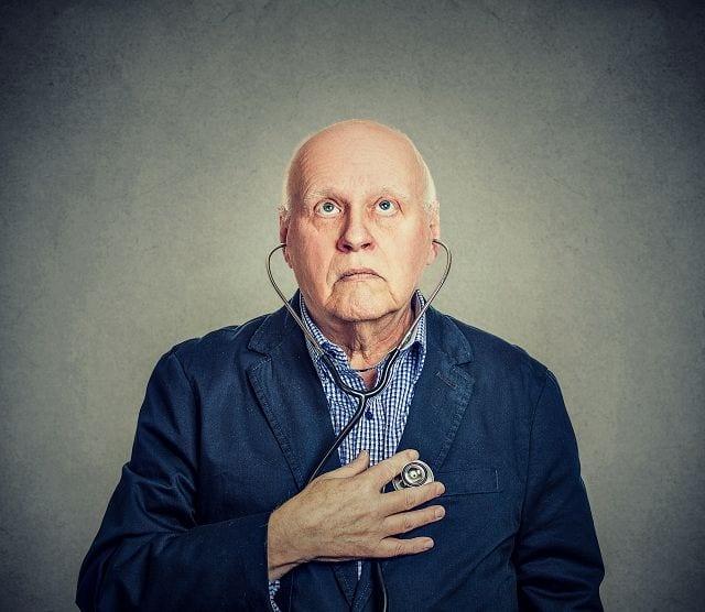 Ein Beispiel für die somatoforme Störung ist das Beobachten des eigenen Herzschlages auf Unregelmäßigkeiten.