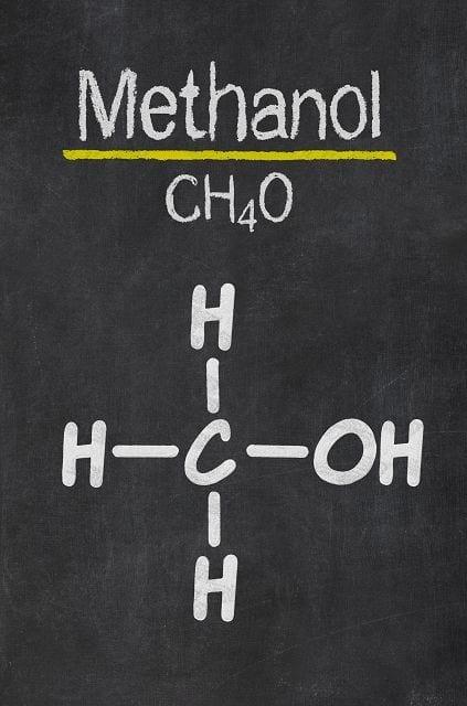 Methanol ist eine organische Chemikalie mit der Summenformel CH4O.
