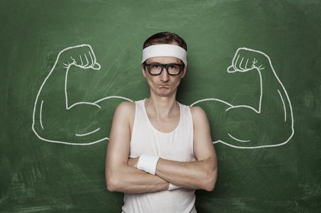 Bewegung und Sport sind ein wichtiger Ausgleich zum Brüoleben und machen einen auch geistig leistungsfähiger.