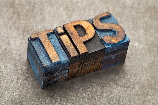 Die kleinen Tips für den Alltag sind meistens die Besten. In dieser ständig wachsenden Rubrik findest Du viele kleine Helfer, die dir das Leben rund um Deine Rückenschmerzen erleichtern
