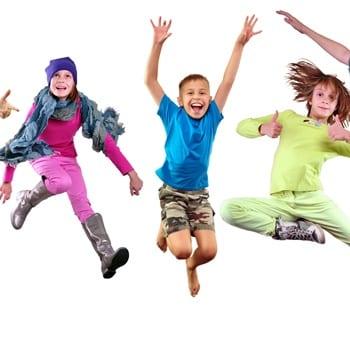 Linkbild Rückenschmerzen bei Kindern.